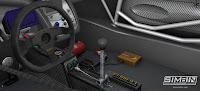 Pagani Zonda R GTR3 renders 8