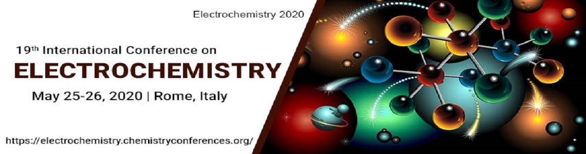 19<sup>th</sup> International Conference on Electrochemistry