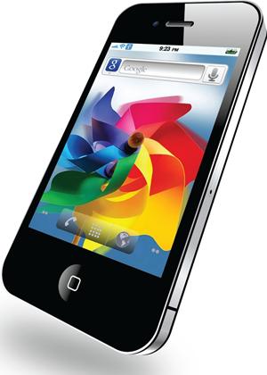 Nexian Android Magic A893 HP Android Murah