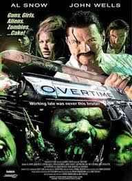 فيلم Overtime رعب