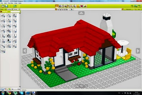 Lego digital designer templates software free download for Lego digital designer templates