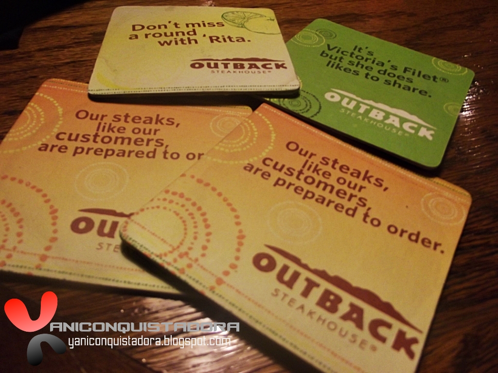 Outback Steakhouse Menu Philippines