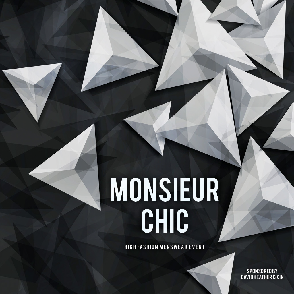 MONSIEUR CHIC EVENT