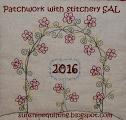 Patchwork with Stitchery SAL 2016