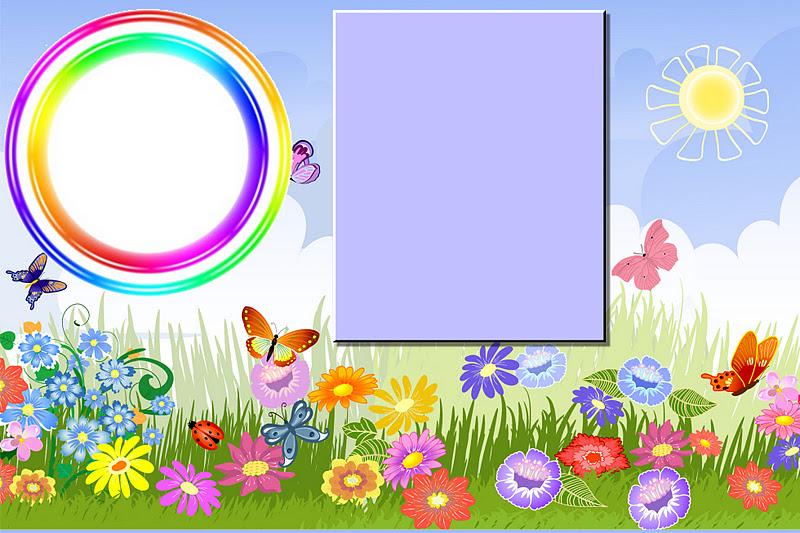 moldura para fotos tema jardim encantado : moldura para fotos tema jardim encantado:Borboletas – Kit Completo com molduras para convites, rótulos para