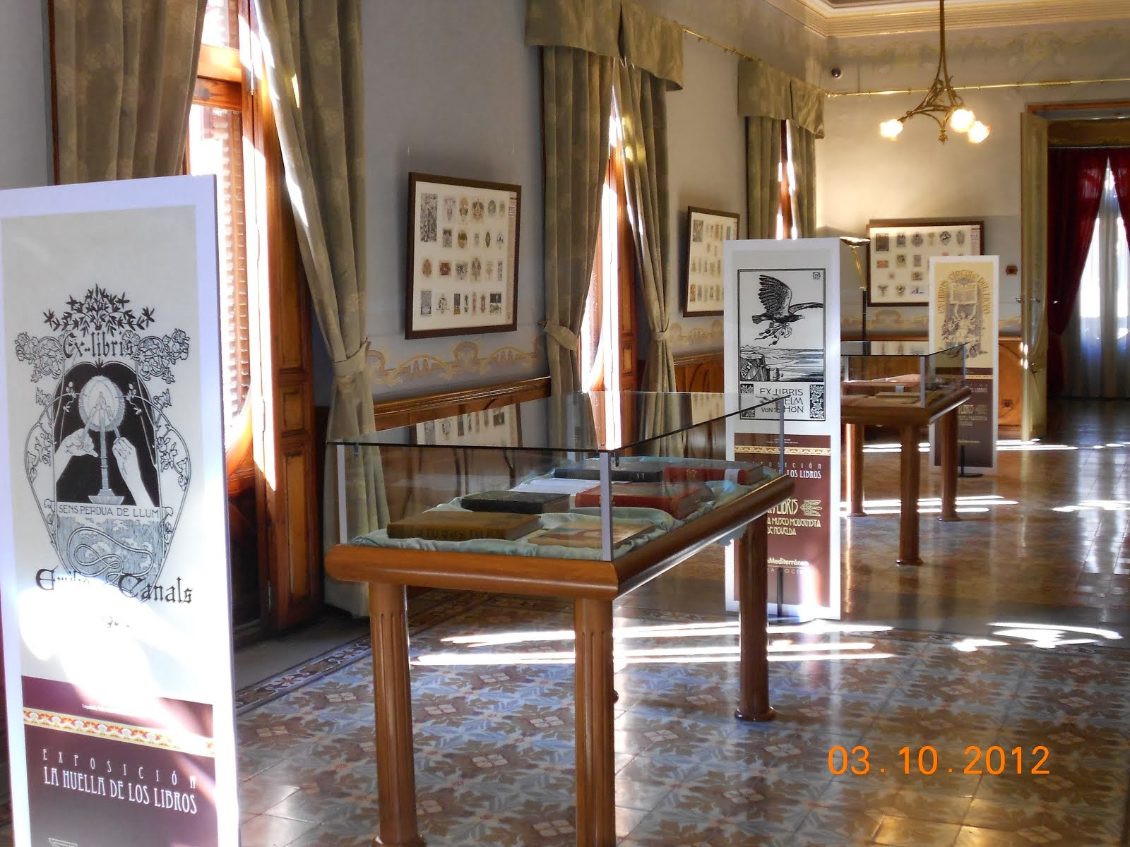 Exposición Exlibris