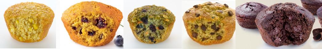 Garden Lites Muffins #Gltuenfree