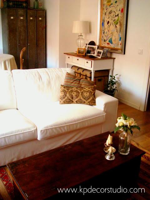 Decoración vintage de interiores en valencia. Tienda vintage online. Muebles restaurados, baules y cajas de madera antiguos