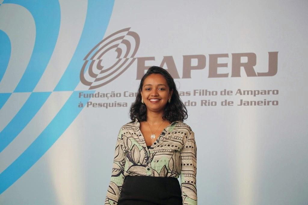 Biomédica Mariana de Sá