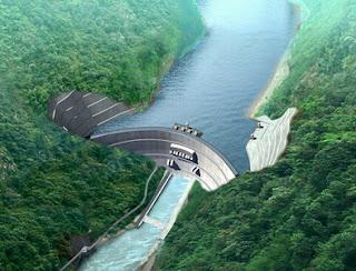 Dagangshan Dam