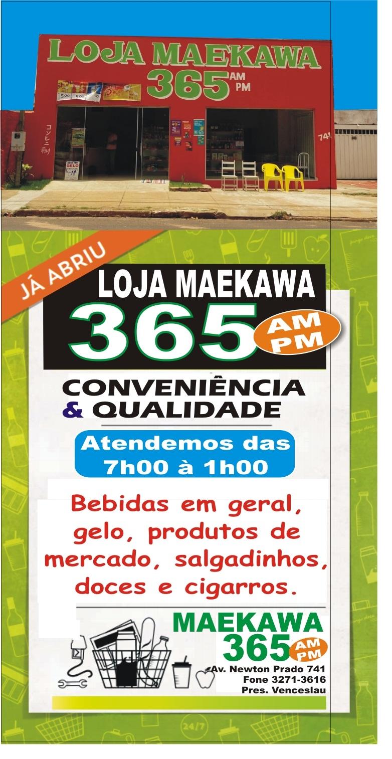 Loja Maekawa 365