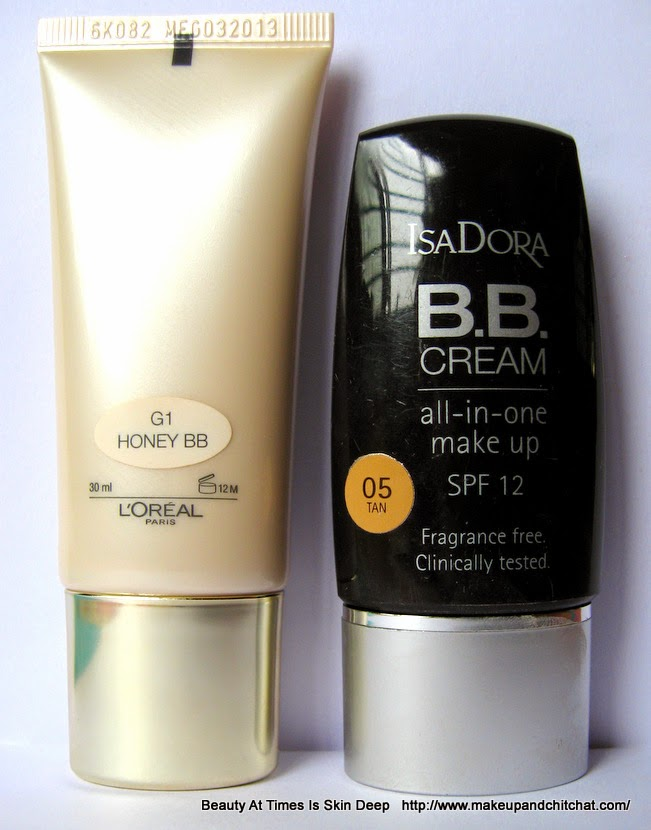 BB Cream for NC 41 L'Oreal Isadora Cosmetics