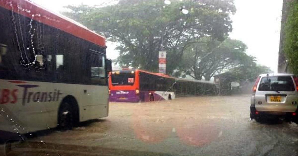 Inondation singapour singapour for Dans quel pays se trouve singapour