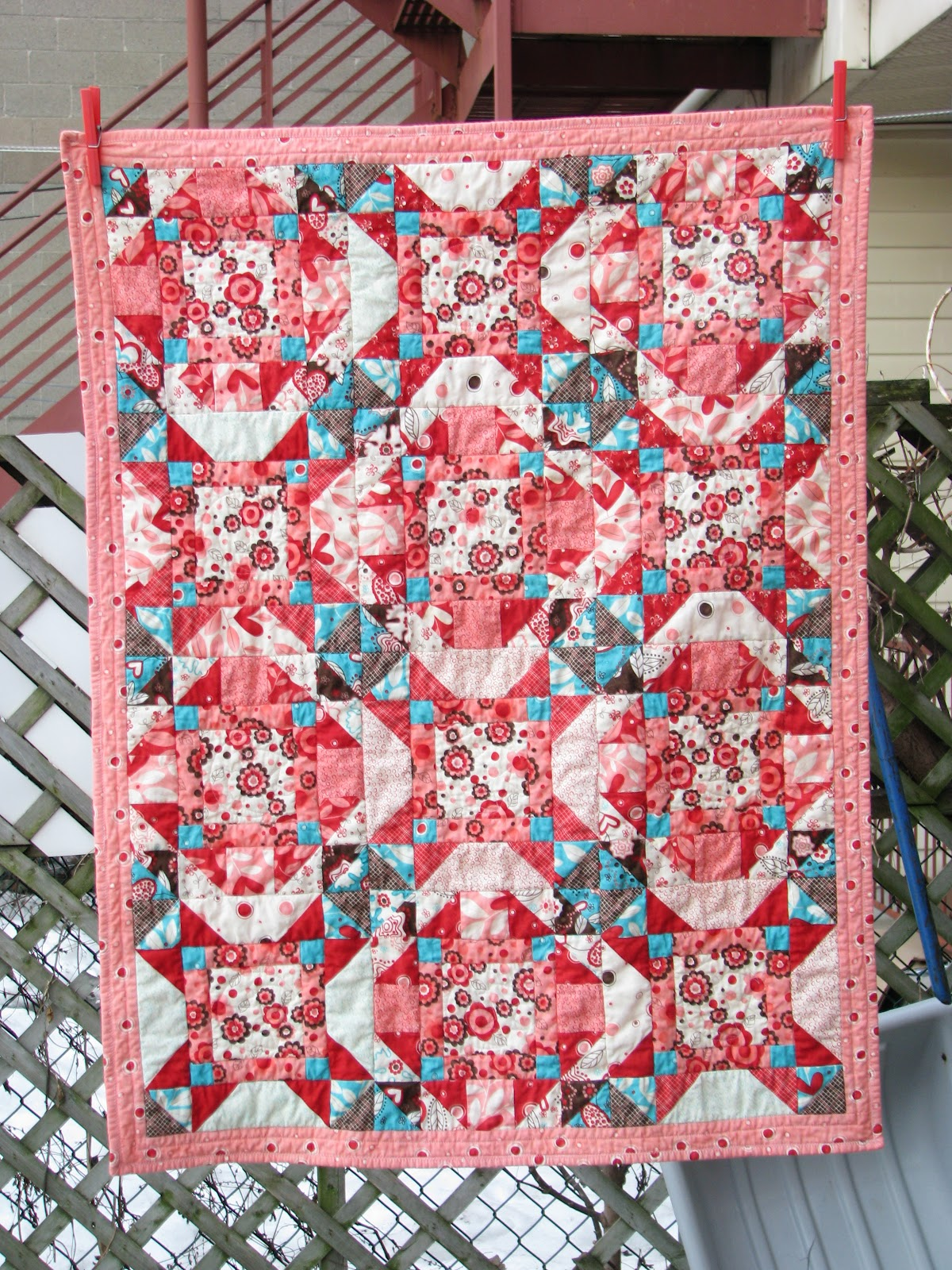 Dizzy Quilts: Baby Quilts : designer baby quilts - Adamdwight.com