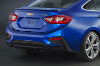 2016 Chevrolet Cruze Compact Sedan