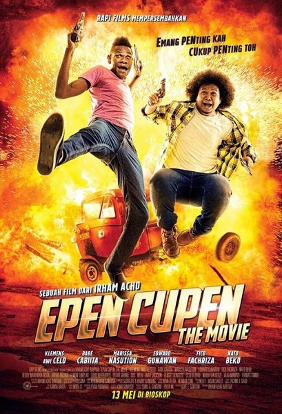Download Film Epen Cupen The Movie 2015 DVDRip