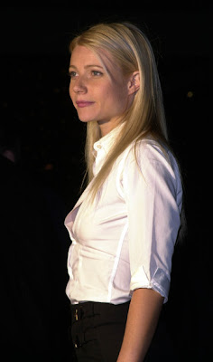 Gwyneth Paltrow Long Straight Cut Hairstyle Photo
