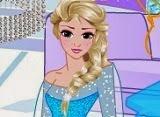 Frozen Elsa La reina del hielo - Frozen party clean up
