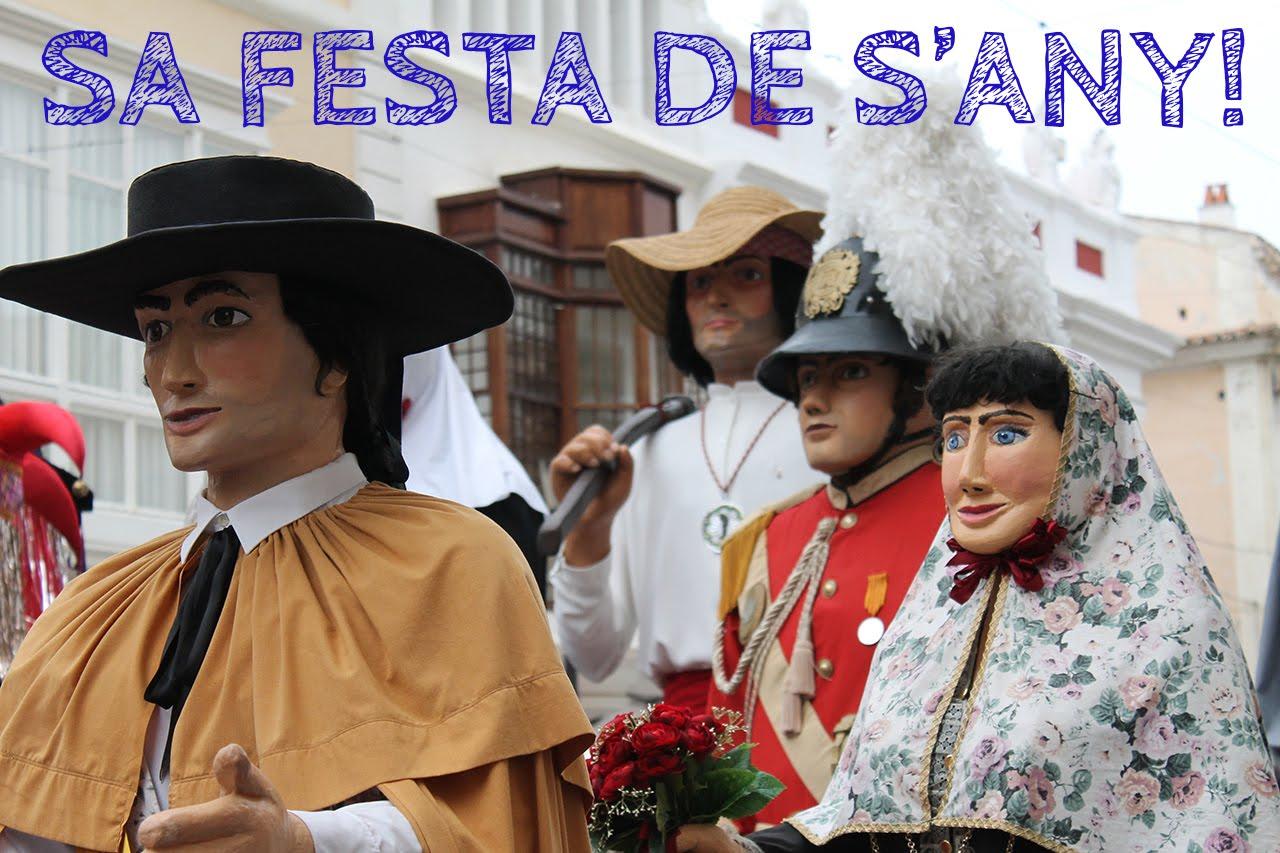 SA FESTA DE S'ANY!!