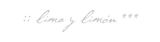 :: Lima y Limón ::
