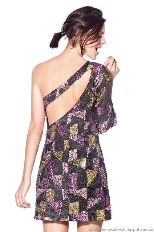 Maria Dahn vestidos invierno 2013