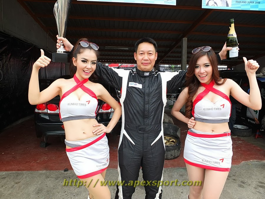 kumho tires - apex wheel racer