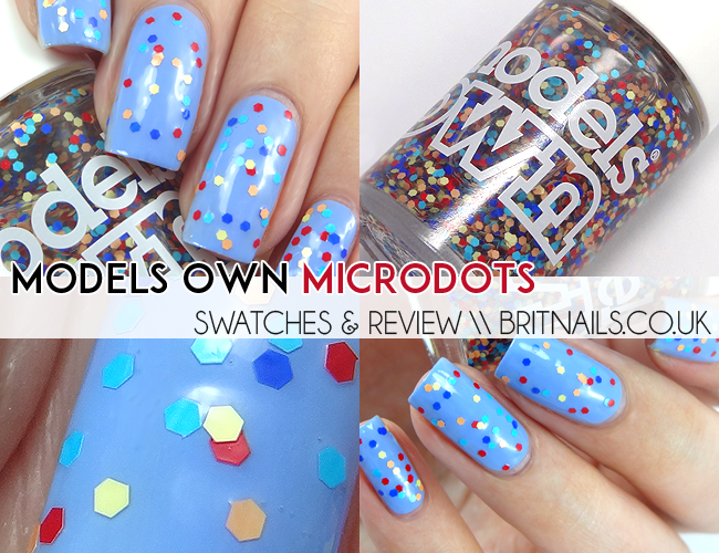 Models Own Microdots
