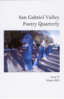 San Gabriel Valley Poetry Quarterly Winter 2013