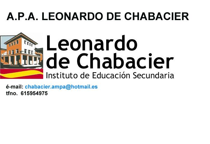 A.P.A. LEONARDO DE CHABACIER