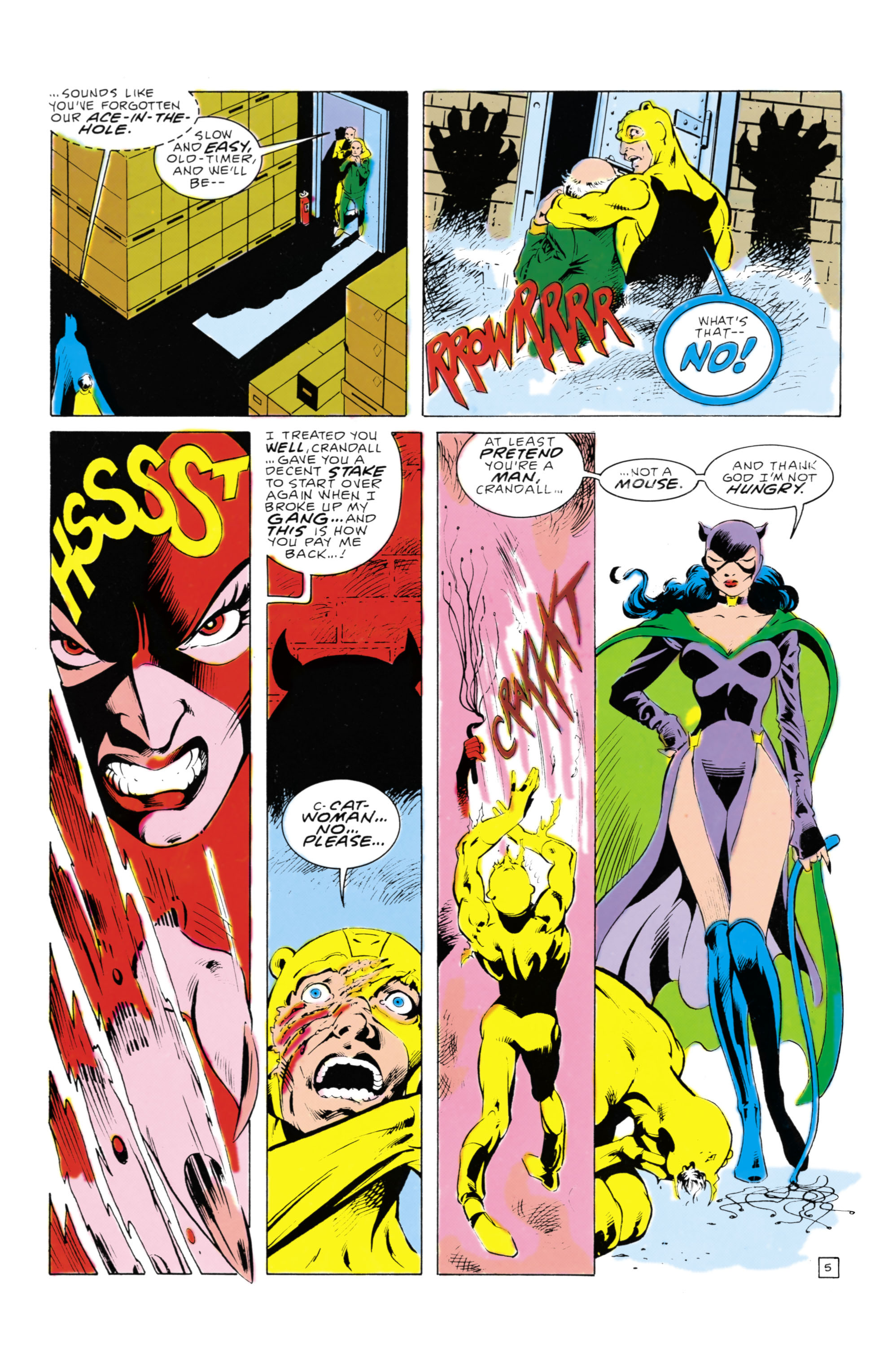 Detective Comics (1937) Issue #569 Page 6