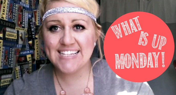 What Is Up Monday! - Updates On The Book, New Recipe, Meet the Mormons, and More!