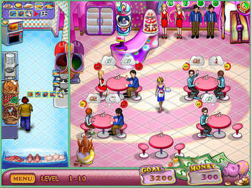 game memasak Lovely Kitchen