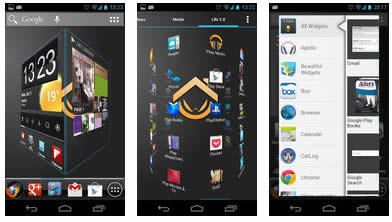 Theme Name : ADWLauncher EX 1.3.3.8