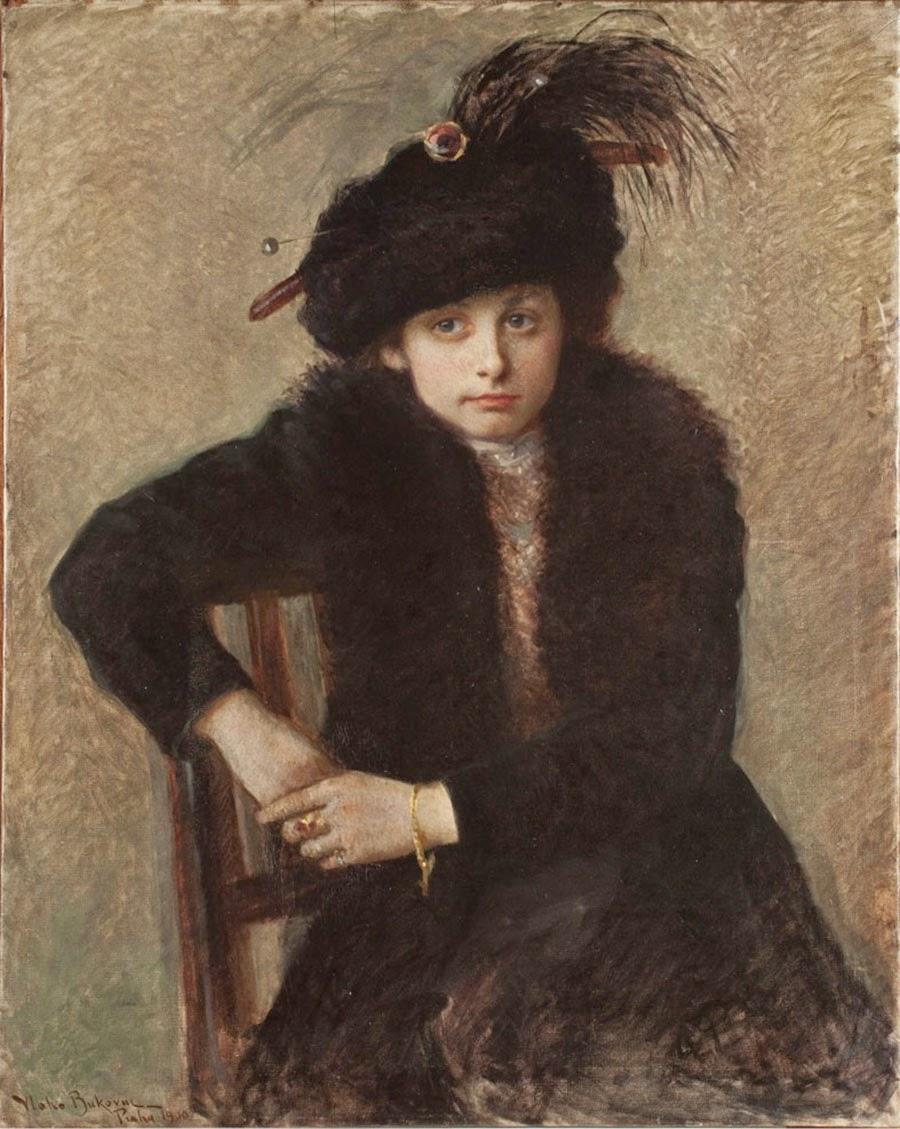 Izložba ,,Slikar Vlaho Bukovac (1855 – 1922)''