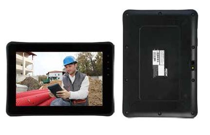 AAEOM RTC-900B, Tablet PC con Windows Embedded per uso professionale