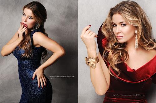 Carmen Electra Regard Magazine Scans- 10 Pics
