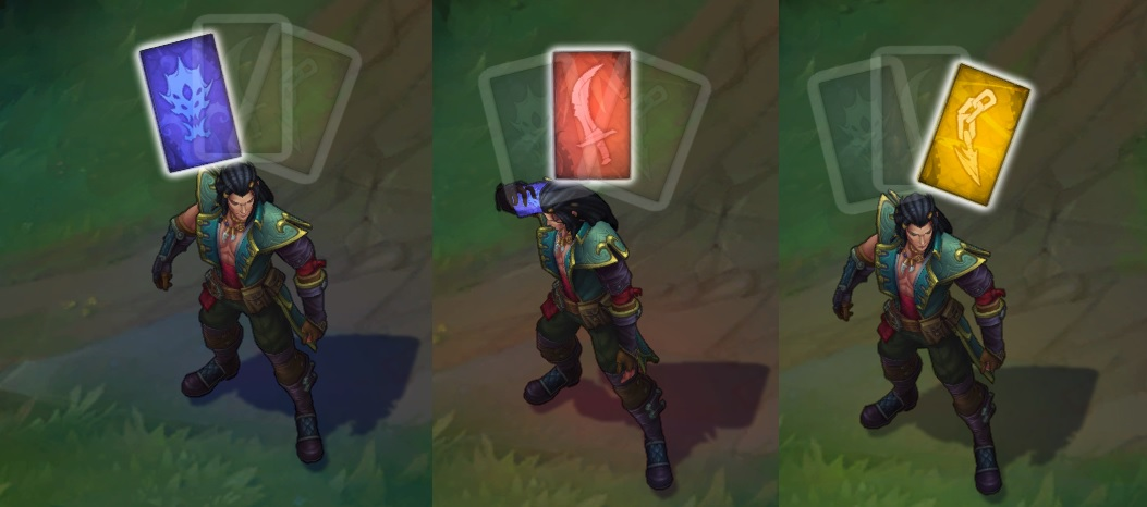 Image result for twisted fate q