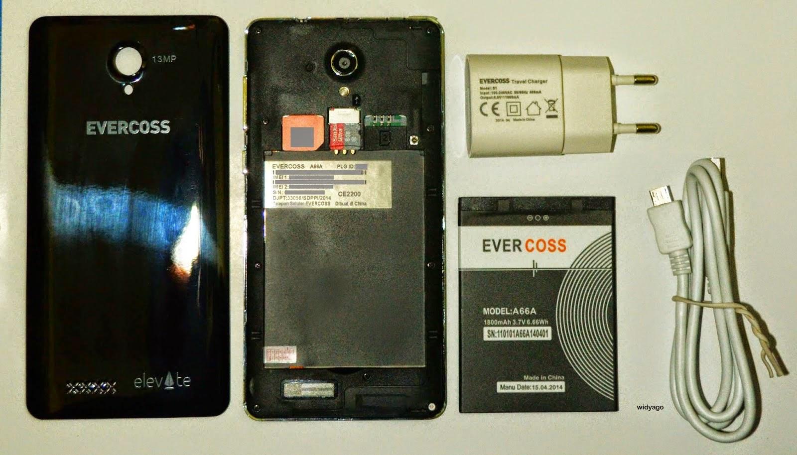 Flash Ulang Evercoss A66A Elevate Y Terbaru | Ini Cara nya!