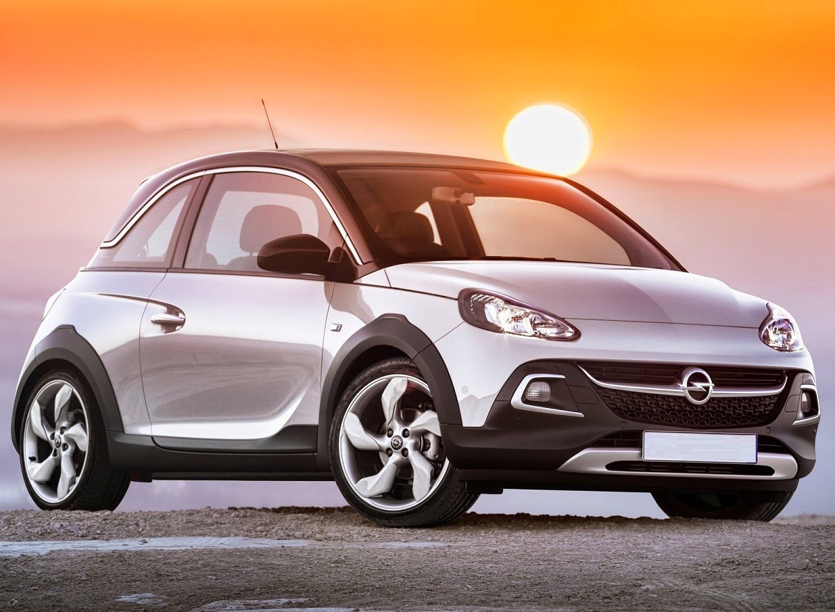 2015 opel adam rocks 1 0 ecotec turbo 115 hp car reviews. Black Bedroom Furniture Sets. Home Design Ideas