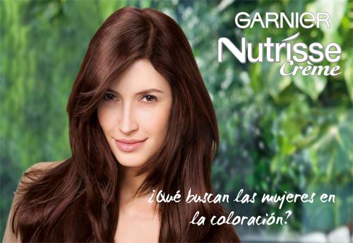 Tinte Garnier Nutrisse creme