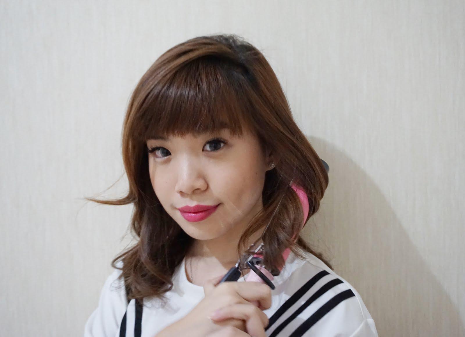 [Review]: Charis X Hair Diva Combo by Vodana - Stevie Wong