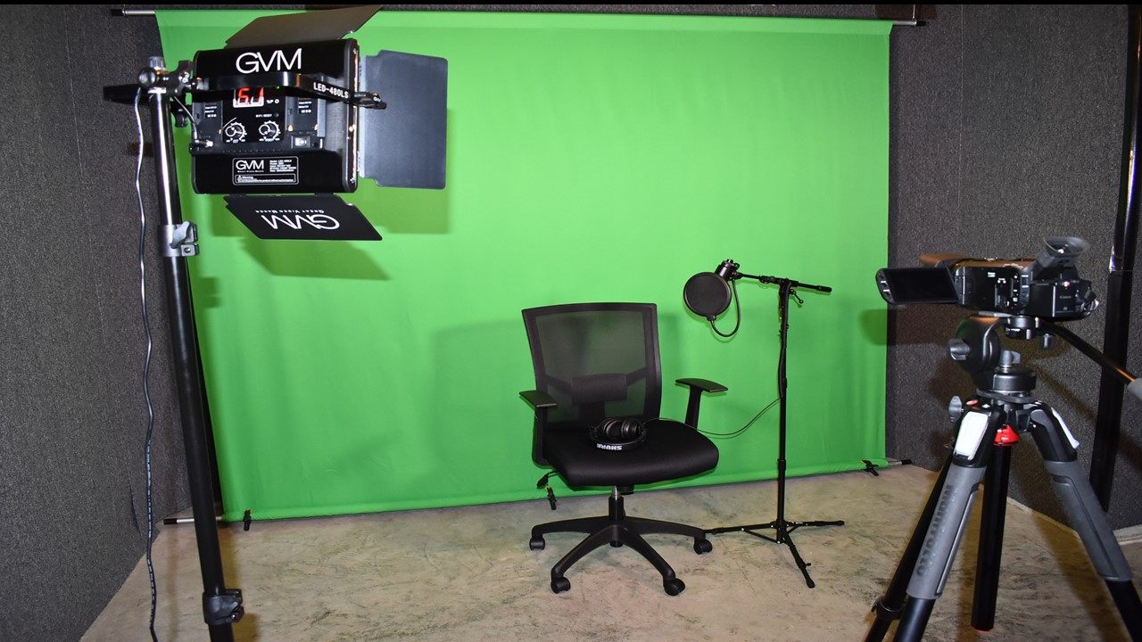 STUDIO in VIRGINIA    Broadcast Quality Video  Music - Post Production Editing for YouTube