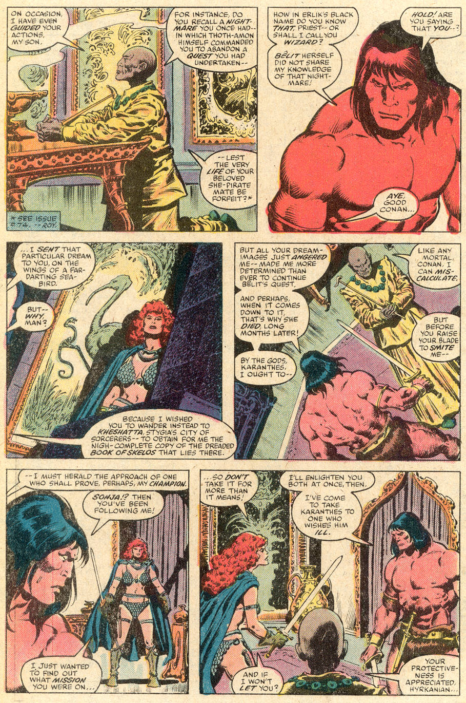 Conan the Barbarian (1970) Issue #115 #127 - English 17