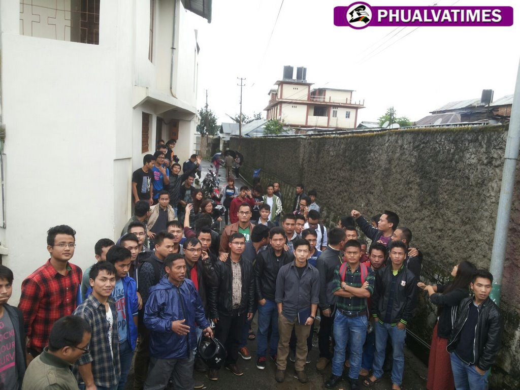Shillong ah student body 8 in kiphinna nei ding