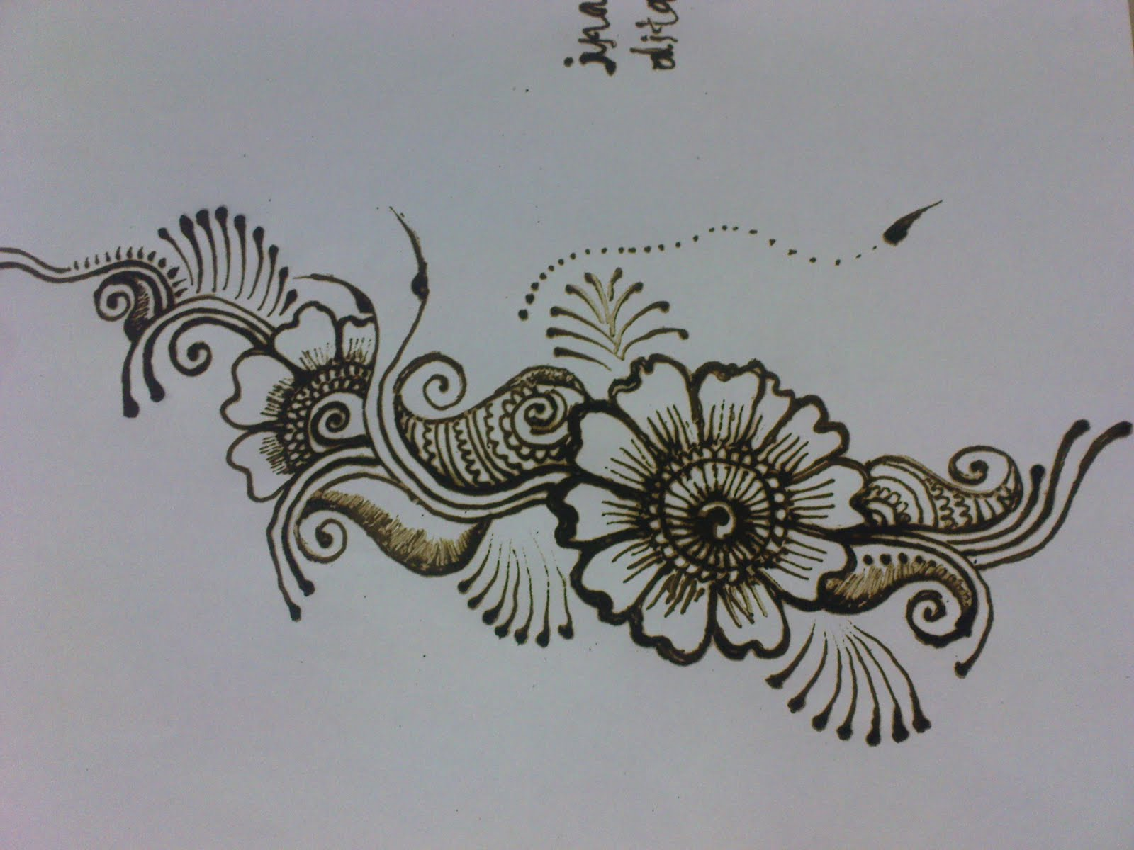 contoh tatoo tribaldesain gambar tatogambar format coreltattoo