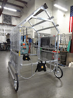 2 Man Safety Inspection Cage