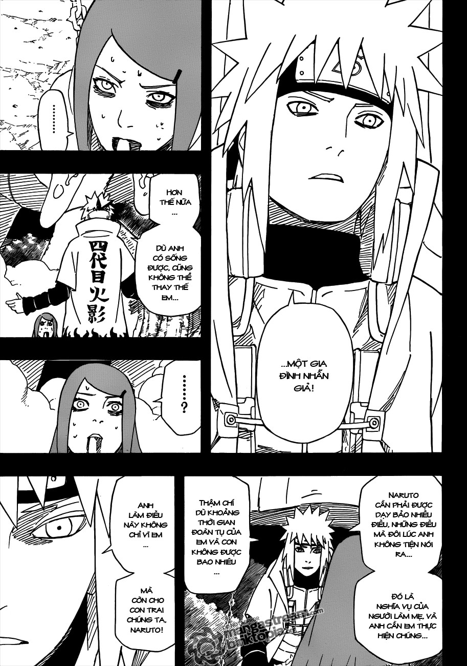 Naruto chap 504 Trang 3 - Mangak.info