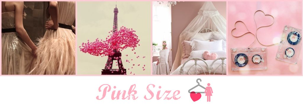Pink Size.