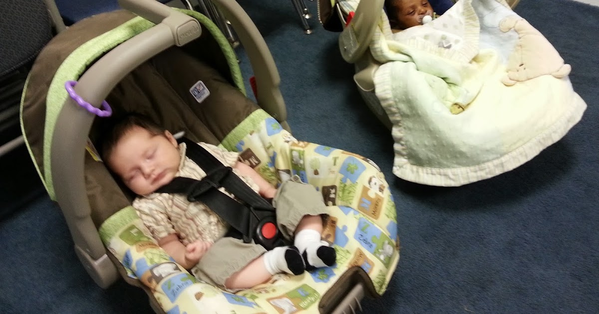 Too Little? Babies and Sabbath School