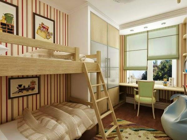 5121 غرف نوم اطفال فردية و زوجية للتوائم تصاميم سراير و حوائط و الوان غرف نوم للاطفال مودرن